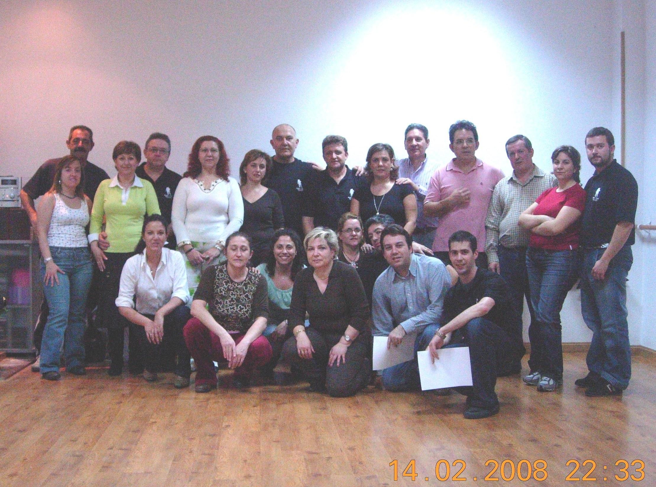 CLASES DE BAILE SALON EN MADRID - JUAN Y ROSI - Madrid