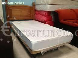 COLCHONES Y SOMIERES DE 135 X 190 EN BARCELONA