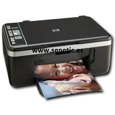 CQ890A - Impresora HP - Madrid