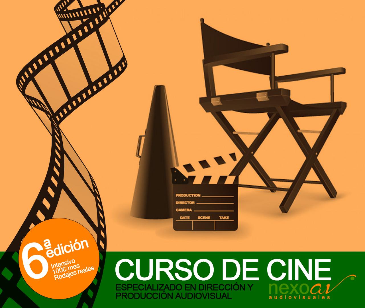 CURSO DE CINE (Especializado en Dirección y Producción