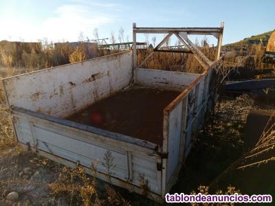 Caja de camion de 3 x 1, 98 metros