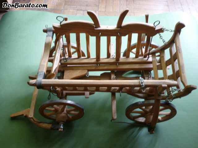Carro hecho a mano