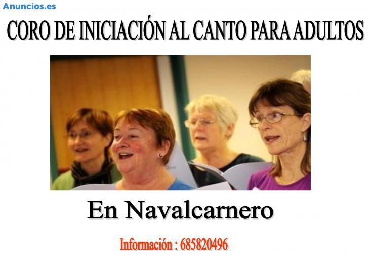 Clases De Canto Y Coro En Navalcarnero
