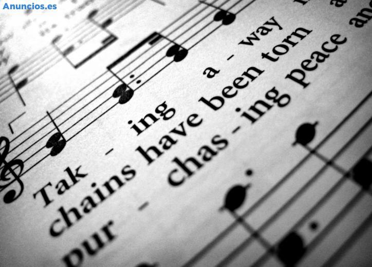 Clases De Canto Y Piano Sierra Oeste