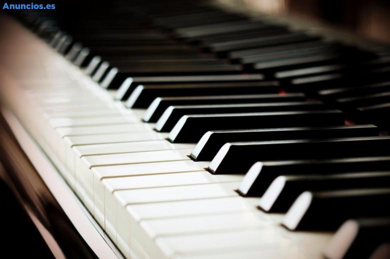 Clases De Piano Para Principiantes