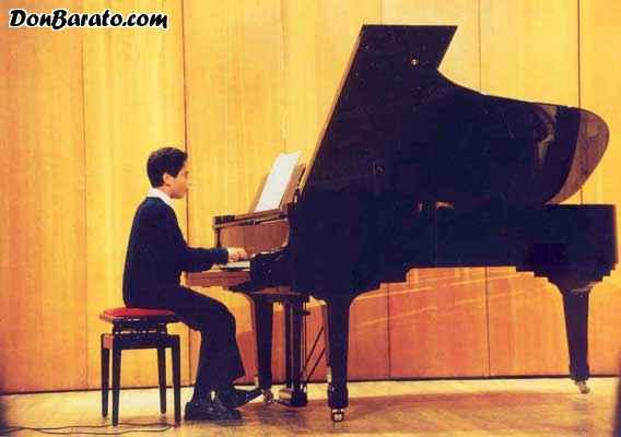 Clases de piano barcelona profesor profesional