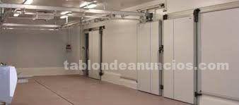 Cámaras frigoríficas panelables (2ªmano)