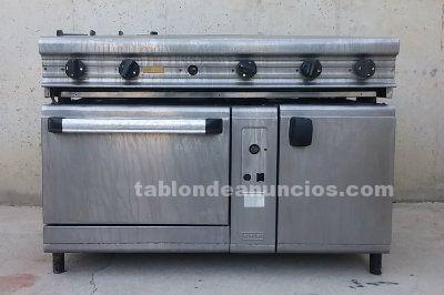 Cocina hosteleria 6 fuegos eurast
