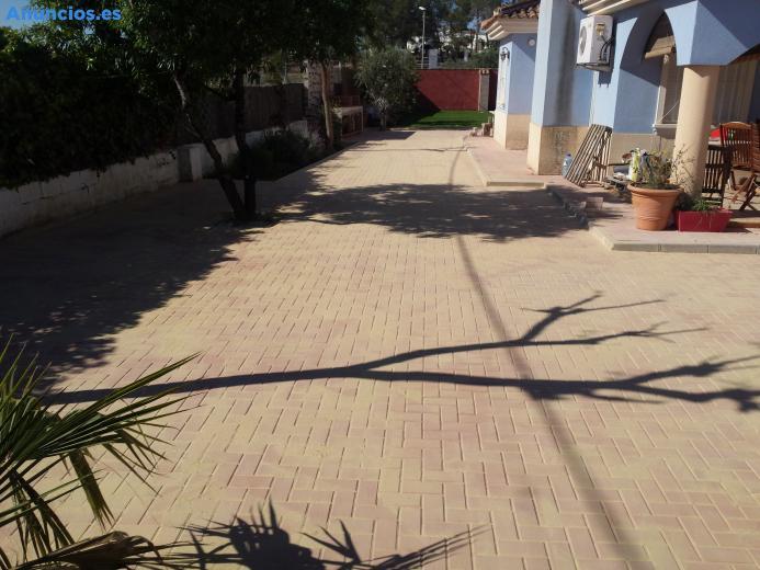 ColocacióN De Adoquina,Terrazos,Bordillos