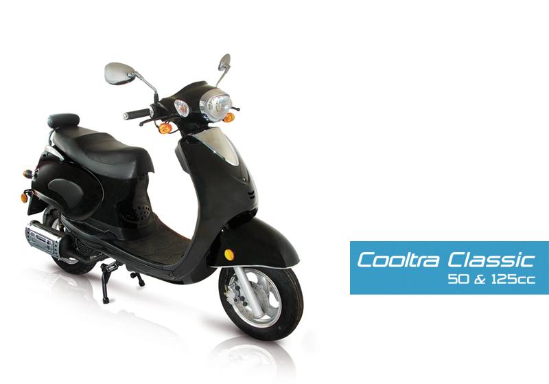 Cooltra Classic por sólo 999 euros - Barcelona