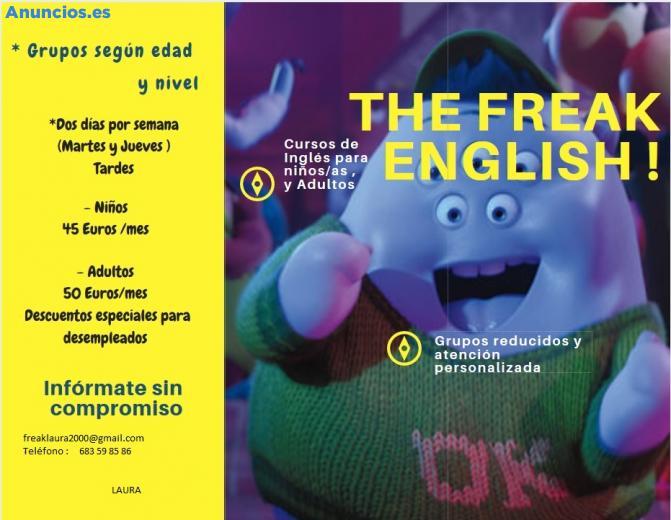 Curso IngléS NiñOs Y Adultos