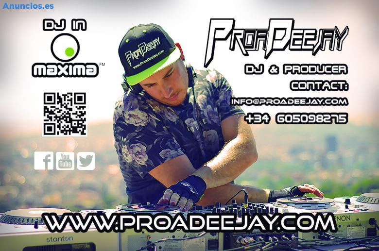 DJ Para Todo Tipo De Eventos Con DiscomóVil