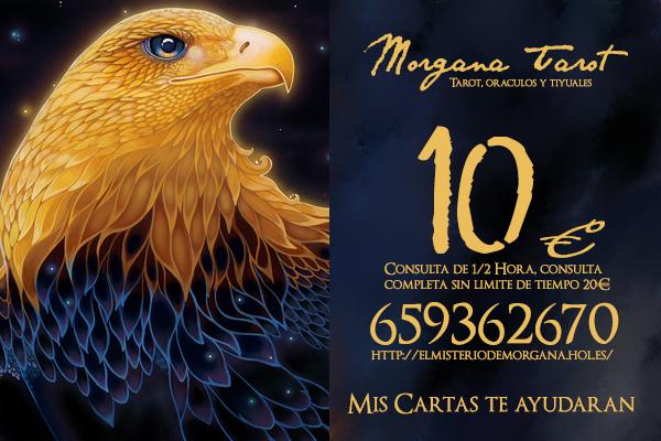 El Tarot de Morgana - Tarot, Oraculos y rituales - Madrid