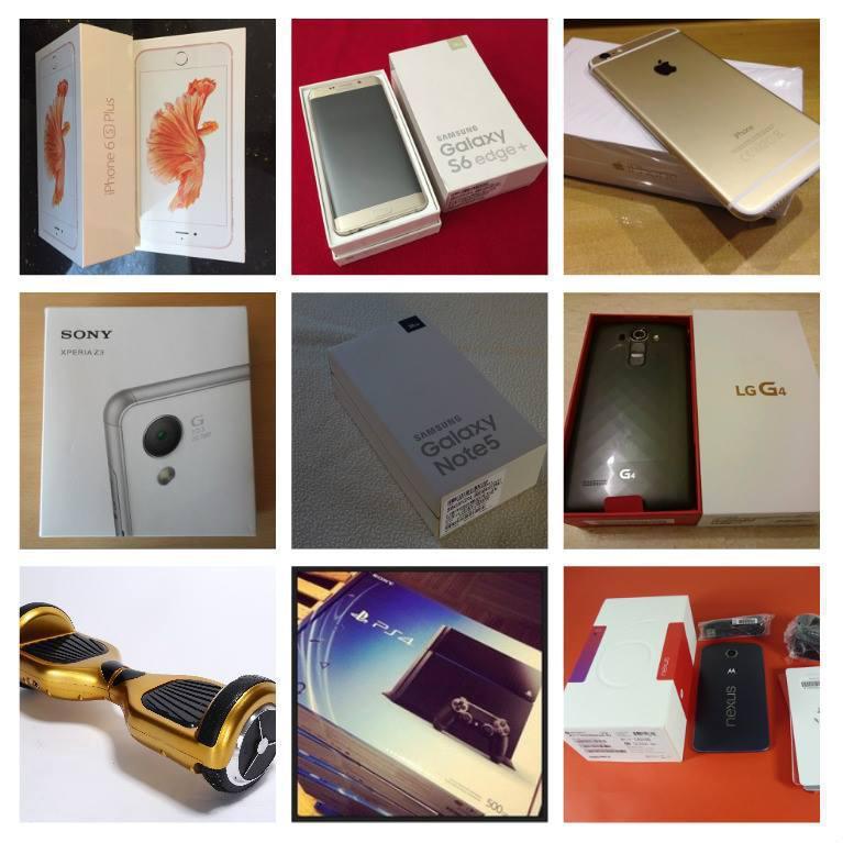 En Venta Apple iPhone 6/ 6s / 6s Plus / Samsung S5/S6 /S6
