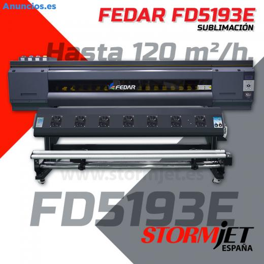 En Venta Nueva Impresora De Sublimacion Profesional