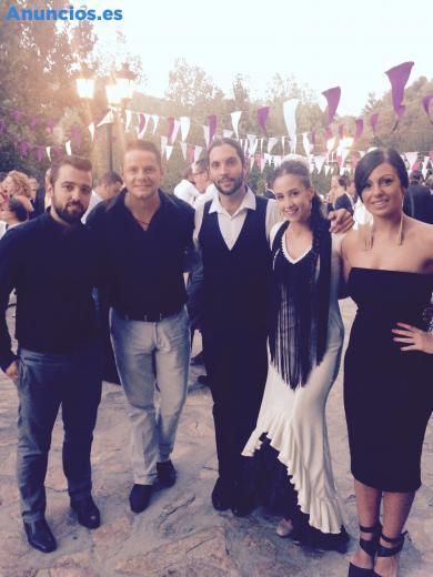 FLAMENCO- Grupo De Flamenco Y Copla Se Ofrece