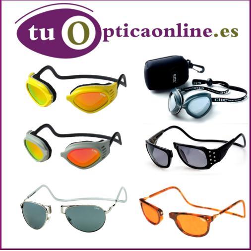 Gafas De Sol Clic - Al Mejor Precio.