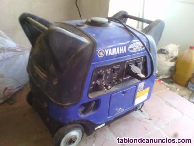 Generador yamaha  i se inverter