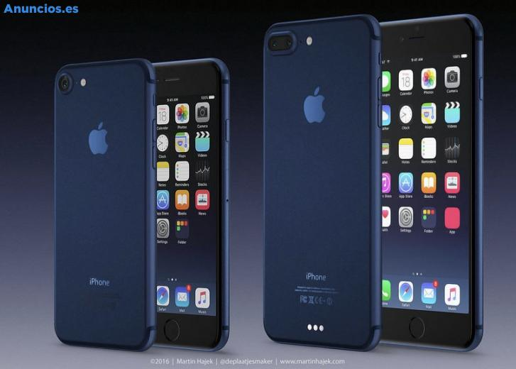 Iphone 7plus 128gb Nuevo En La Caja
