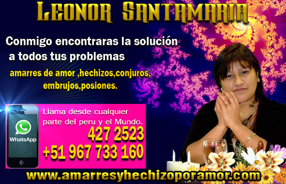 LEONOR SANTA MARIA REGRESA AL AMOR DE TU VIDA - Madrid