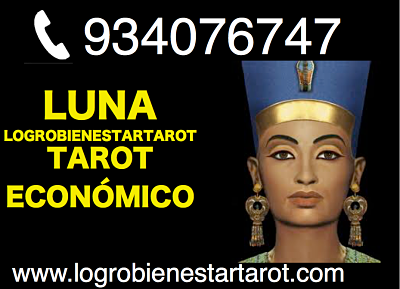 LUNA LOGROBIENESTARTAROT TAROT ECONOMICO - Barcelona