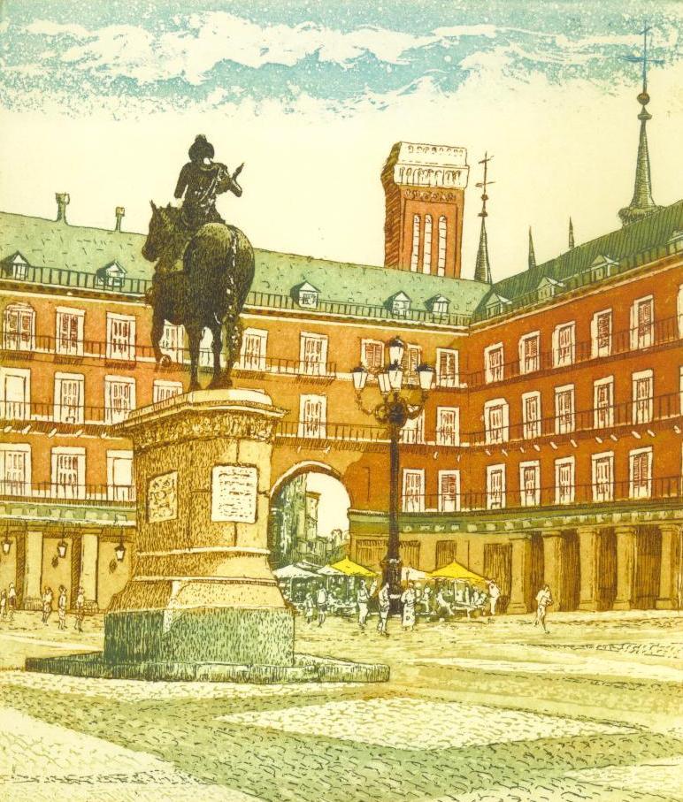 Liquidacion de pinturas y grabados - Madrid