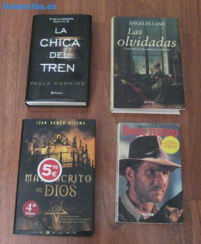 Lote De Cuatro Libros
