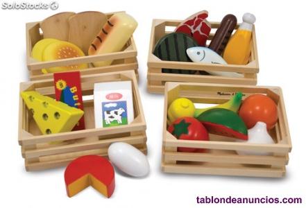 Lote de juguetes educativos
