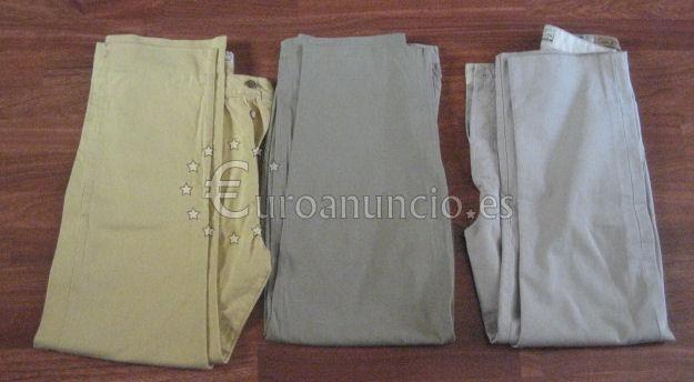 Lote de pantalones para chico