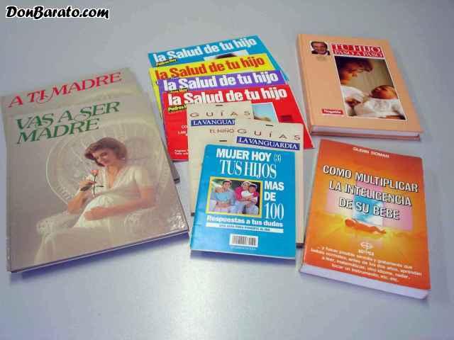 Lote libros premama