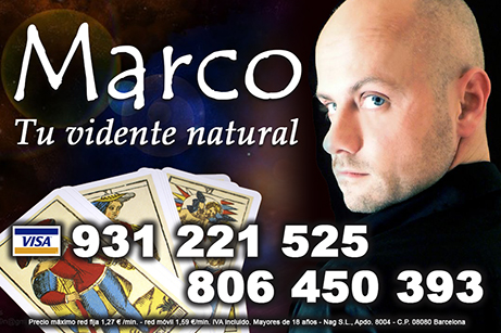 MARCO, TU VIDENTE NATURAL - Barcelona