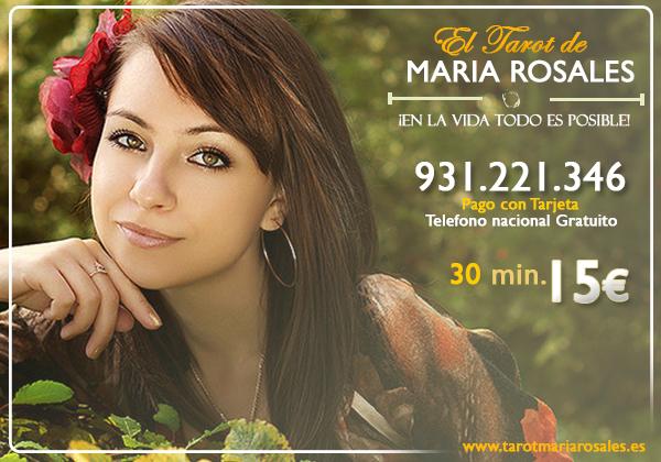 Maria Rosales ¡Tu ayuda y amiga en todo momento! - Málaga