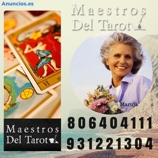 Maruja Videncia Especialista En El Tarot Para El Amor
