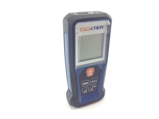 Medidor Laser Dexter Vm50 Pilas