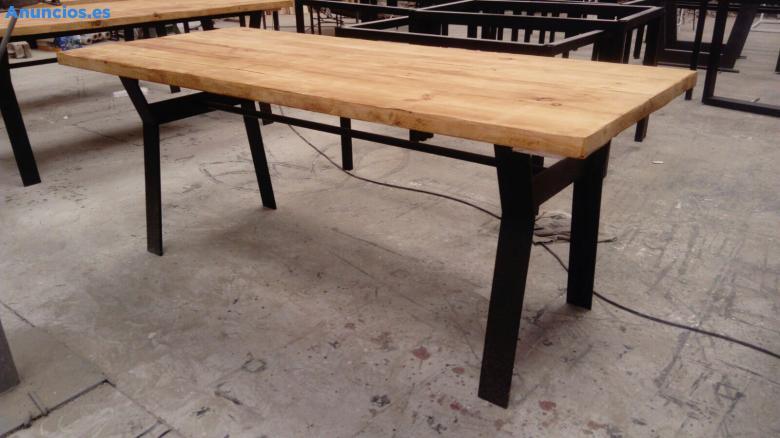 Mesas De FabricacióN Artesanal Para Tu Local