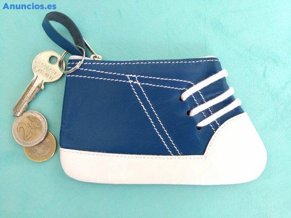 Monedero Llavero En Forma De Zapato