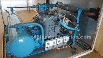 Motor copeland refrigeracion 15cv