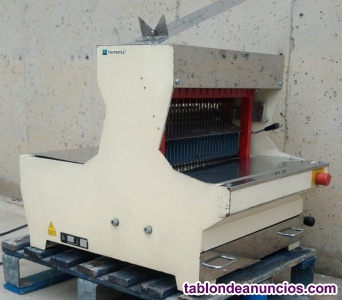 Máquina de cortar pan sobremesa