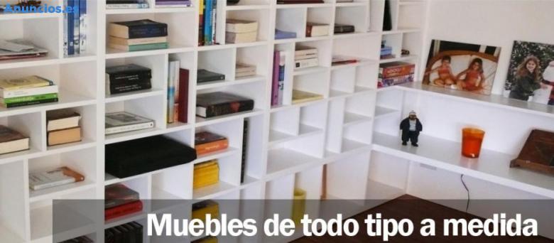 Muebles De Todo Tipo A Medida