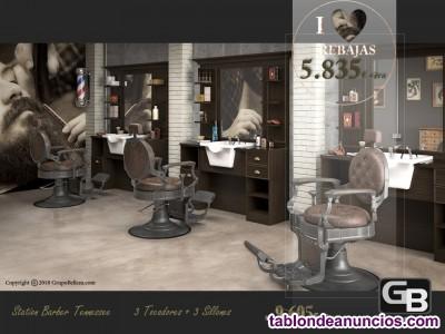 Muebles de peluquería, mobiliario de peluqueria