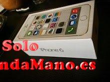 NUEVO * Apple iPhone 6 Plus último modelo de 16 GB (desblo