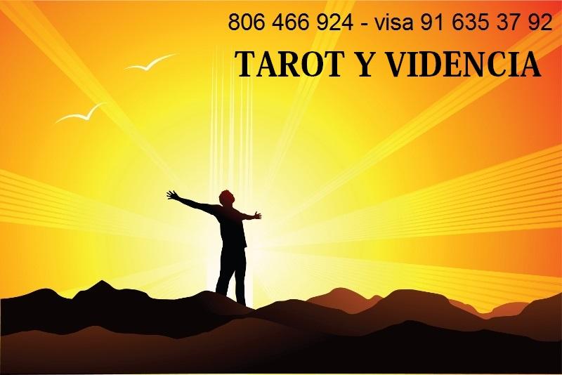 No hay vida sino aclaras tus dudas. Tarot y Videncia. -