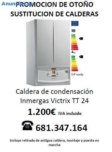 Oferta En SustitucióN De Calderas