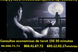 Oferta consultas de tarot visa economica, 15€ 3
