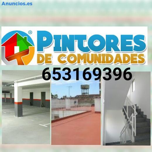 PINTOR DE COMUNIDADES