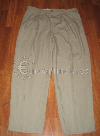 Pantalon verde claro para caballero