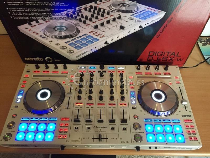 Pioneer CDJ  Nexus costó sólo 700 euros y Pioneer DJM