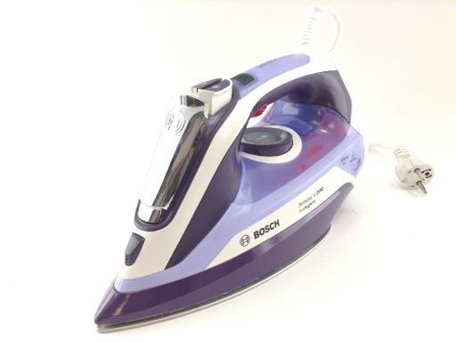 Plancha Vapor Bosch Di90 Pro Higienic