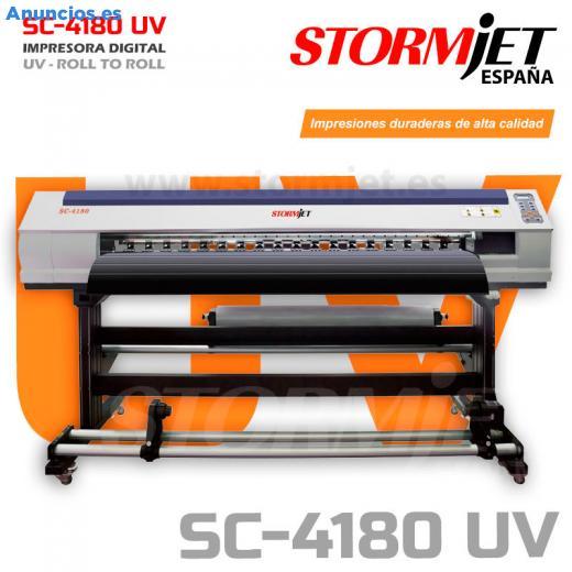 Plotter De Impresion UV StormJet SC-UV Alta Calidad