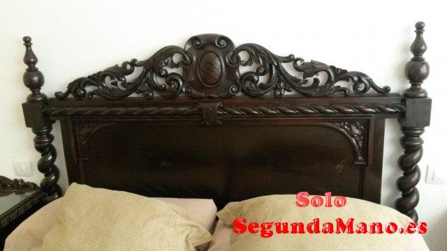 Preciosos muebles antiguos para dormitorio